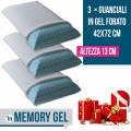 Cuscini in offerta in memory gel